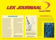 Uitgave 2009 - Lek/Habo Groep bv