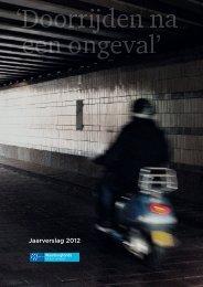 WBF jaarverslag 2012 - Waarborgfonds