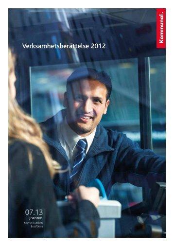 Verksamhetsberattelse 2012 .pdf - Kommunal