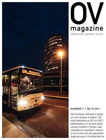 OV-Magazine 2011 nr 7