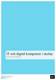 IT och digital kompetens i skolan
