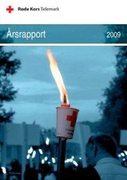 Årsrapport 2009 - Røde Kors