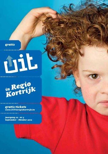 oktober 2012 - UiT in regio Kortrijk