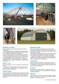 Brochure Flytbare hytter A4 1... - Future Rundbuehaller - Page 2