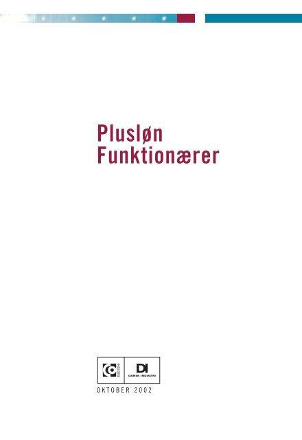 Plusløn Funktionærer - Dansk Metal Tele Afdeling 12