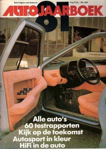 Autovisie 1981.pdf - Ford capri.eu