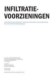 Rapport - Overzicht folder