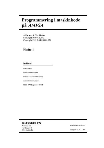 Maskinkode Brev 01 - palbo.dk