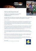 De Club Visie van het Gewest Brussel Doelstellingen Nieuwe zaal ... - Page 3