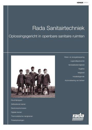 Rada Sanitairtechniek - rada-nl.com