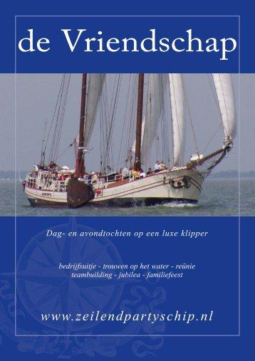 download brochure - Vriendschap