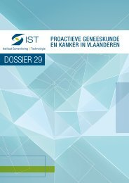 IST Dossier - Instituut Samenleving en Technologie