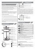 Bedienungsanleitung Kaffeemaschine - Seite 3