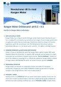 De sundeste og længstlevende mennesker i verden - Kangen Water - Page 3