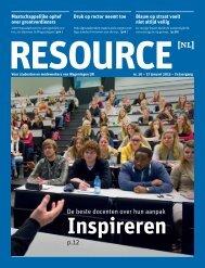 De beste docenten over hun aanpak - Wageningen UR