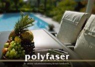 Download hier de Polyfaser brochure - Zwembadplein