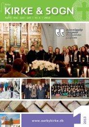 Nr. 1 - 2013 - Aarby Kirke