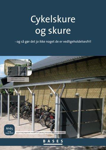 Cykelskure og skure som PDF - Bases A/S