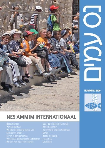 Magazine 02-2010 - Nes Ammim