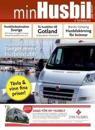 Gotland husbilsklubb - Min Husbil i Sverige