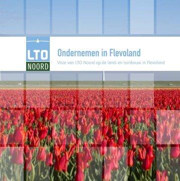 Ondernemen in Flevoland - LTO Noord