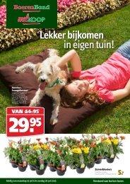 Lekker bijkomen in eigen tuin! - Welkoop Giessenburg