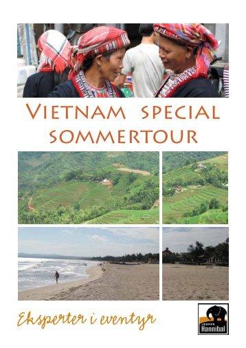 Vietnam Special Sommertour 17juli-7august 2013 - Jesper Hannibal