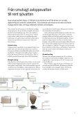 Bromma avloppsreningsverk - Stockholm Vatten - Page 5