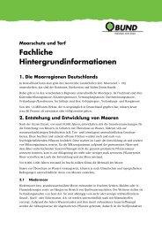 Fachliche Hintergrundinformationen - Bund Naturschutz Lindau