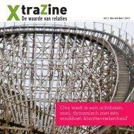traZine - Reflextra Design