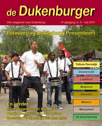 De Dukenburger 2011-4