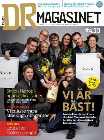 DR-magasinet 4 2010 (pdf) - Posten