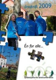 Én for alle... årsskrift 2009 - SØS