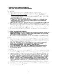Algemene verkoop- en leveringsvoorwaarden (pdf) - Isover