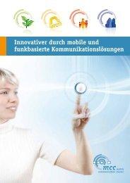MCC-Imagebroschüre - MCC-Mobile Communication Cluster