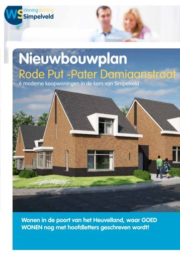 verkoopbrochure Rode Put.pdf - Woningstichting Simpelveld