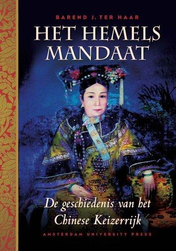 het hemels mandaat - University of Macau Library