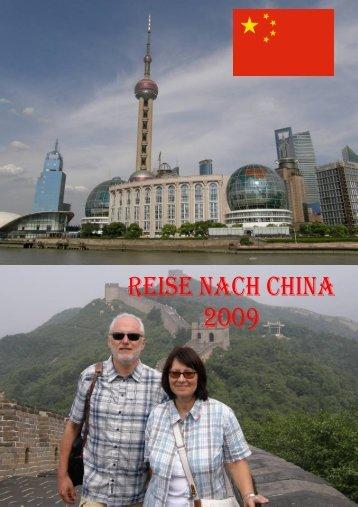 Tops of CHINA 18.7.09