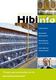 Jaargang 7, Januari/Februari 2007 nr. 1 - Hibin