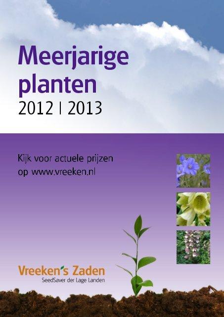 Meerjarige Planten