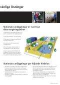 STATIONÄRA INSTALLATIONER - Nilfisk-ALTO - Page 3