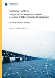 Crossing Borders - Gränskommittén Hedmark Dalarna