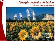 L'énergie nucléaire de fission - Centrale Marseille