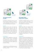HÄLSOVÅRD FÖR HUND OCH KATT - Lupus Foder AB - Page 6