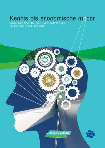 Kennis als economische motor