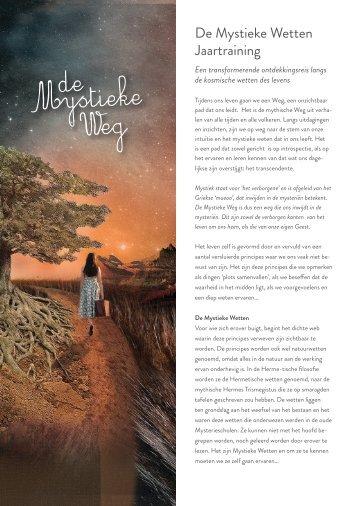 De Mystieke Wetten Jaartraining - De Mystieke Weg