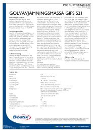 Produktdatablad - Makasi Produkter AB