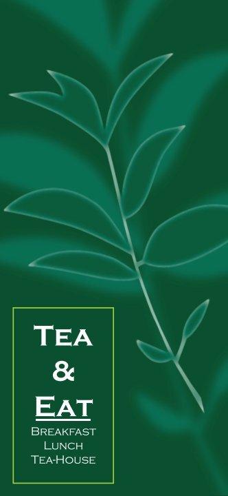 Téléchargez notre carte complète ici - Tea & Eat