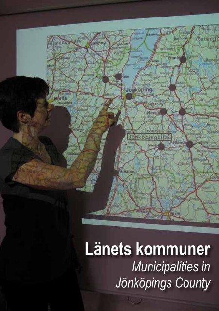 Länets kommuner - Jönköpings kommun