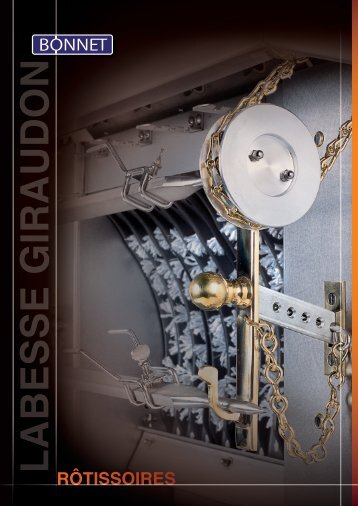 LABESSE GIRAUDON - Bonnet